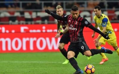 Lapadula: «Pagaría por volver a vestir el '9' en el Milan»