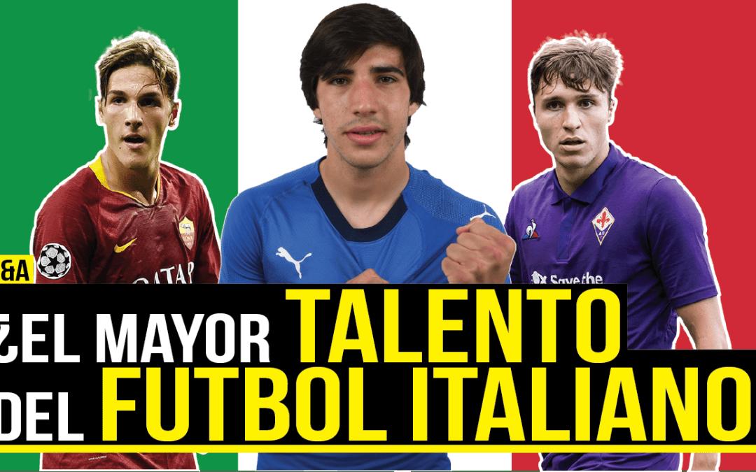 ¿Quién es la mayor promesa del fútbol italiano?
