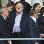 Scaroni, presidente del Milan: «¿Ralf Rangnick? Una cosa con los contactos y otra los contratos»