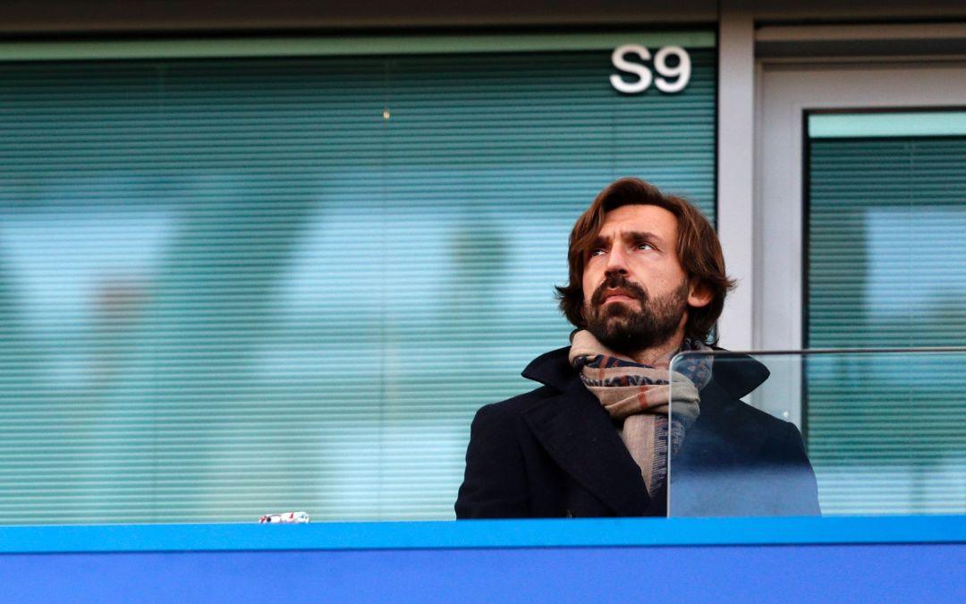 Andrea Pirlo vuelve a la Juventus para entrenar al Sub23