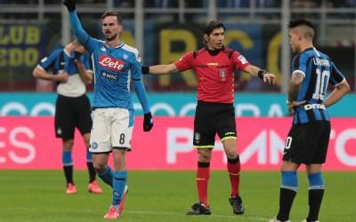 El Napoli propone aplazar la Coppa Italia para jugar el Juventus – Inter