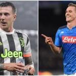 ¿Intercambio Bernardeschi-Milik entre Juventus y Napoli?