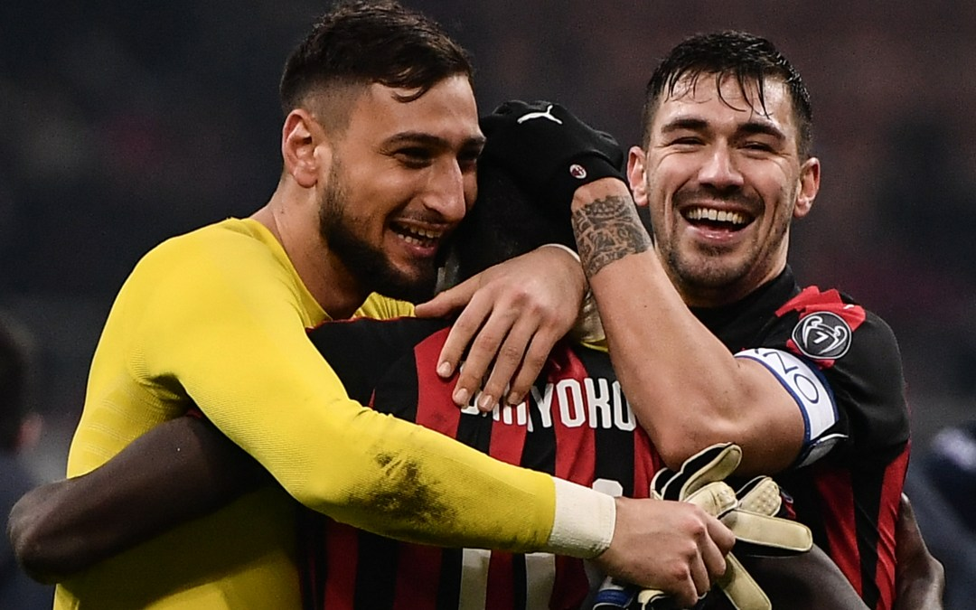 El Milan avanza en convencer a Donnarumma de que renueve