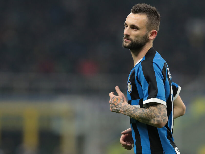 El Inter quiere blindar a Marcelo Brozovic hasta 2024
