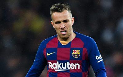 El Barcelona sigue presionando a Arthur para que se vaya a la Juventus