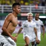 La Juventus adelanta al Milan por Kaio Jorge