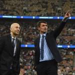 ¿A quién defenderá el Milan, a Maldini, su director deportivo actual, o a Rangnick?
