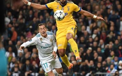 Benatia sobre el penalti del Juventus-Real Madrid: «Sí, toqué a Lucas Vázquez, pero no se puede pitar un penalti así en esas circunstancias»