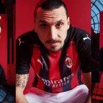 El Milan presenta su camiseta para la 2020/21