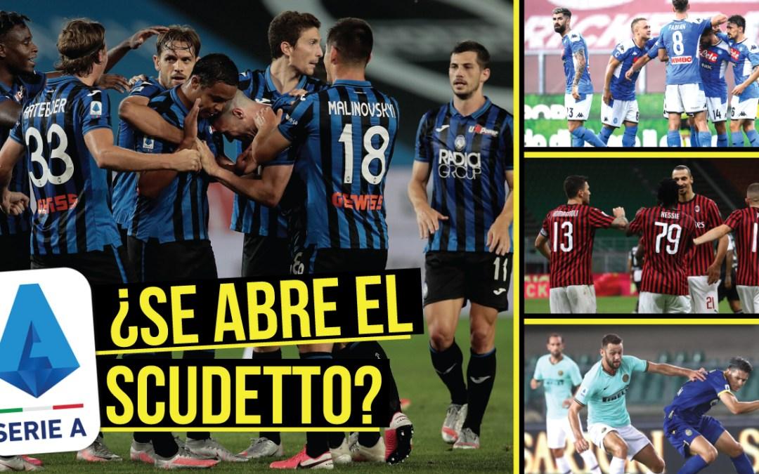 Análisis I Lo mejor de la jornada 31 de la Serie A