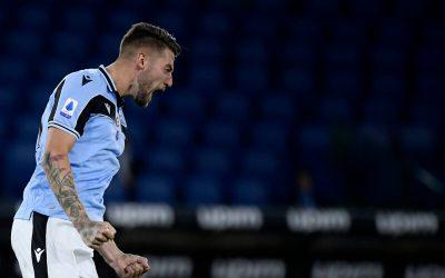 Milinkovic-Savic rechaza los rumores y dice que se queda en la Lazio