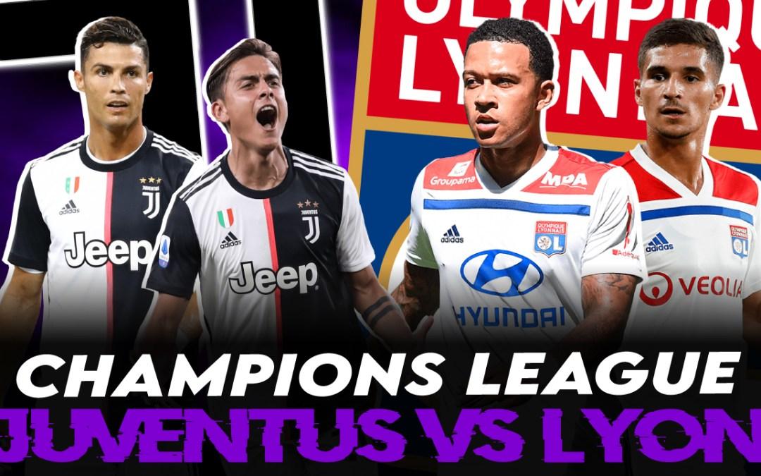 Champions League I Previa Juventus vs Lyon