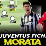 Álvaro Morata ficha por la Juventus: ¿cómo encaja…?