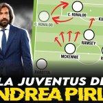 El análisis I ¿Cómo juega la Juventus de Andrea Pirlo?