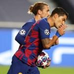 Luis Suárez está muy enfadado con el Barcelona