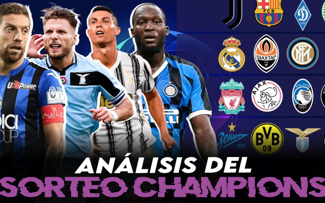 Análisis del sorteo de la Champions League 2020/21