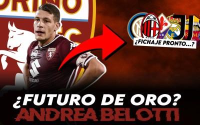 La historia de Andrea Belotti: goles y sacrificio