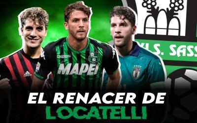 ¿Es Locatelli el gran centrocampista del futuro en Italia?