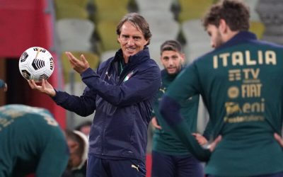 Convocatoria de Italia para la UEFA Nations League