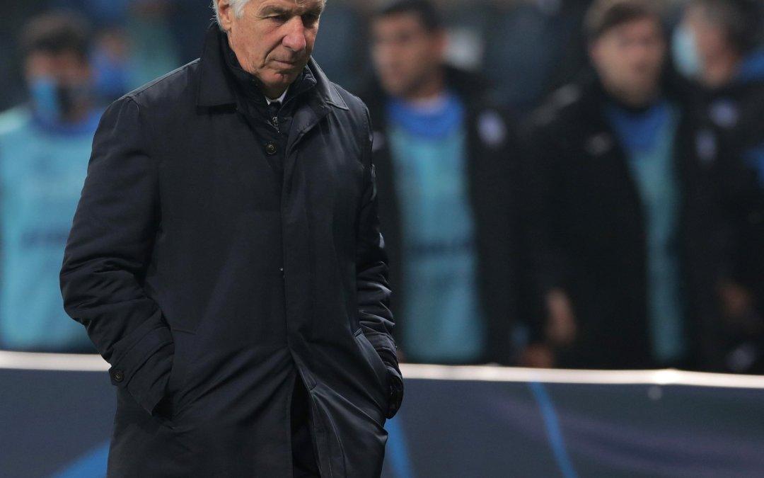 Gian Piero Gasperini tras el Atalanta-Liverpool: «Tenemos que reflexionar»