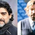 Pirlo: «Maradona era mi ídolo cuando era niño»