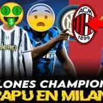 ¿Cuánto ganan los equipos italianos por jugar la Champions…?