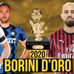 ¿Cuál fue el peor futbolista del año 2020 en el Calcio…?