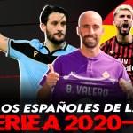 Tiermaker: Los mejores futbolistas españoles del fútbol italiano