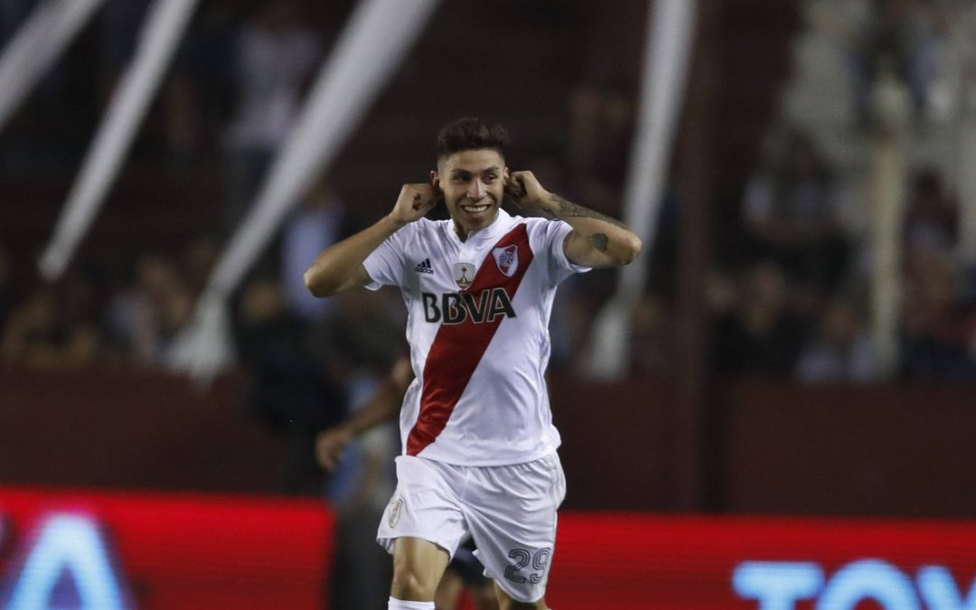 La Roma quiere fichar a una joya de River Plate