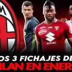 Los fichajes del Milan: Meité, ¿Mandzukic y Tomori?