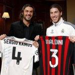«Si Paolo Maldini llama a Sergio Ramos personalmente…»