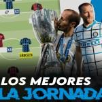 Lo mejor de la jornada 20 de la Serie A 2020/21