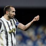 Chiellini podría retirarse del fútbol al final de esta temporada