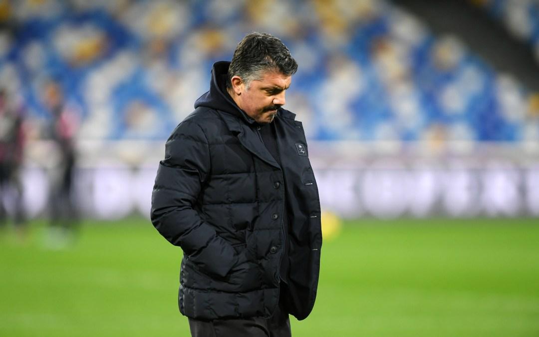 Los cuatro posibles sustitutos de Gattuso en el Napoli