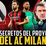 Todos los secretos de proyecto del Milan