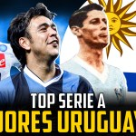 Los mejores uruguayos de la historia de la Serie A