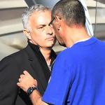 El Tottenham piensa en Sarri para el post Mourinho