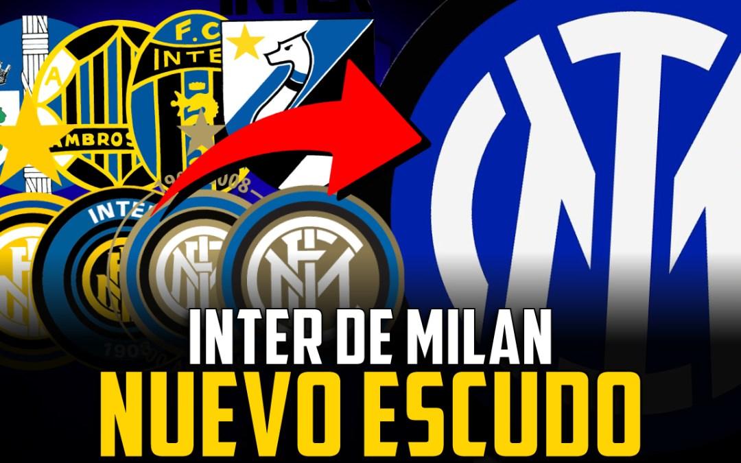 El nuevo escudo del Inter de Milán: razones, estilo…