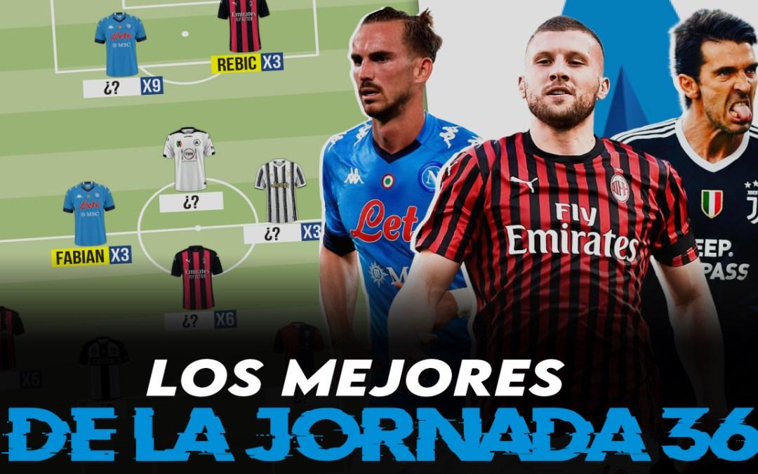 Lo mejor de la jornada 36 de la Serie A 2020/21