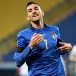 Otra lesión en Italia: Lorenzo Pellegrini, KO; se queda sin Eurocopa