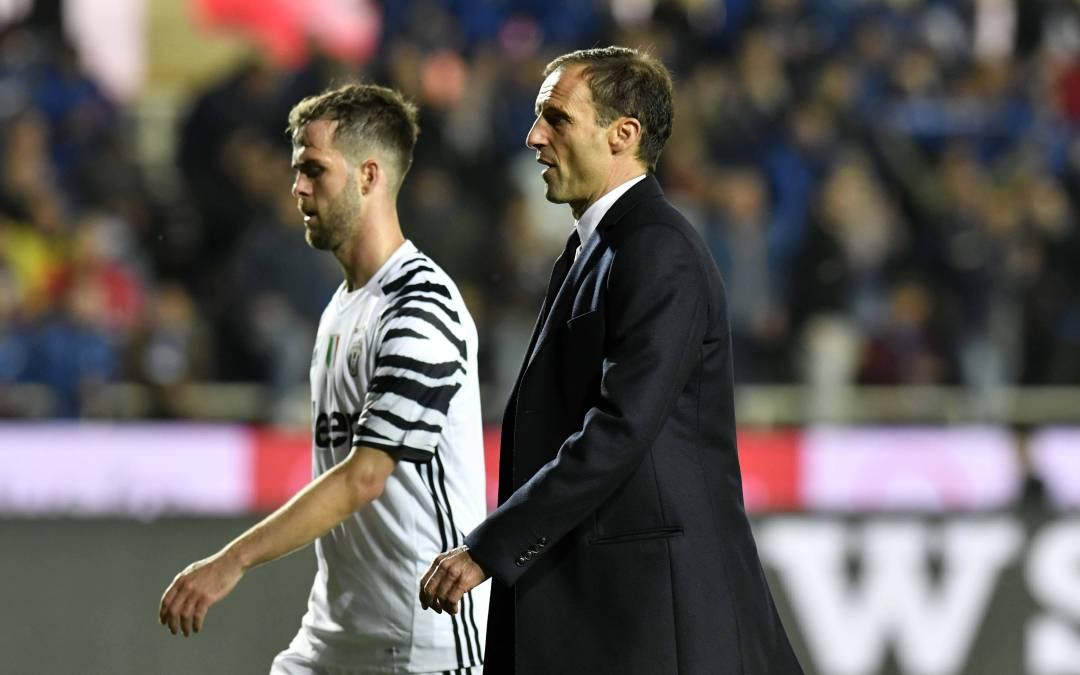 Miralem Pjanic se ofrece a la Juventus de Allegri