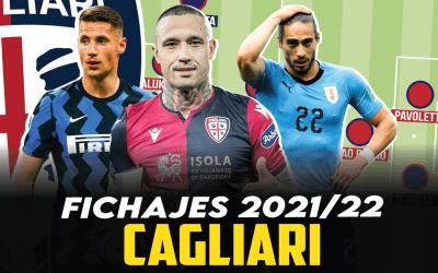 Cagliari 2021/22: no volver a sufrir I Fichajes, ventas y proyecto