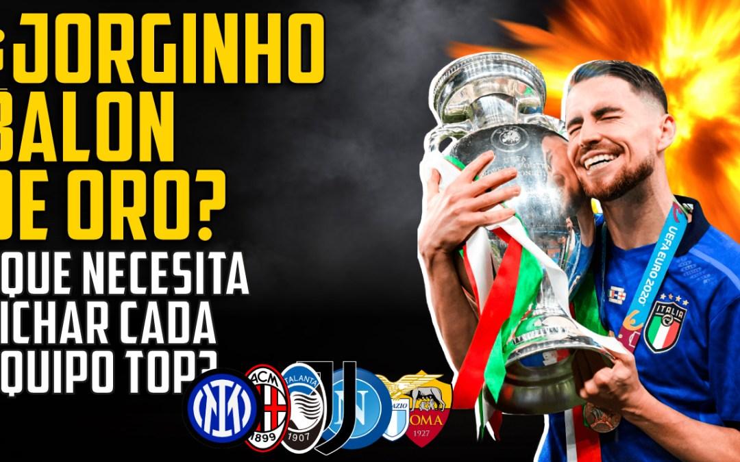 ¿Merece Jorginho ganar el Balón de Oro este 2021…?