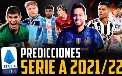 Nuestras predicciones de la Serie A 2021/22