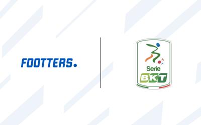La Serie B se podrá ver en Footters en España y Latinoamérica