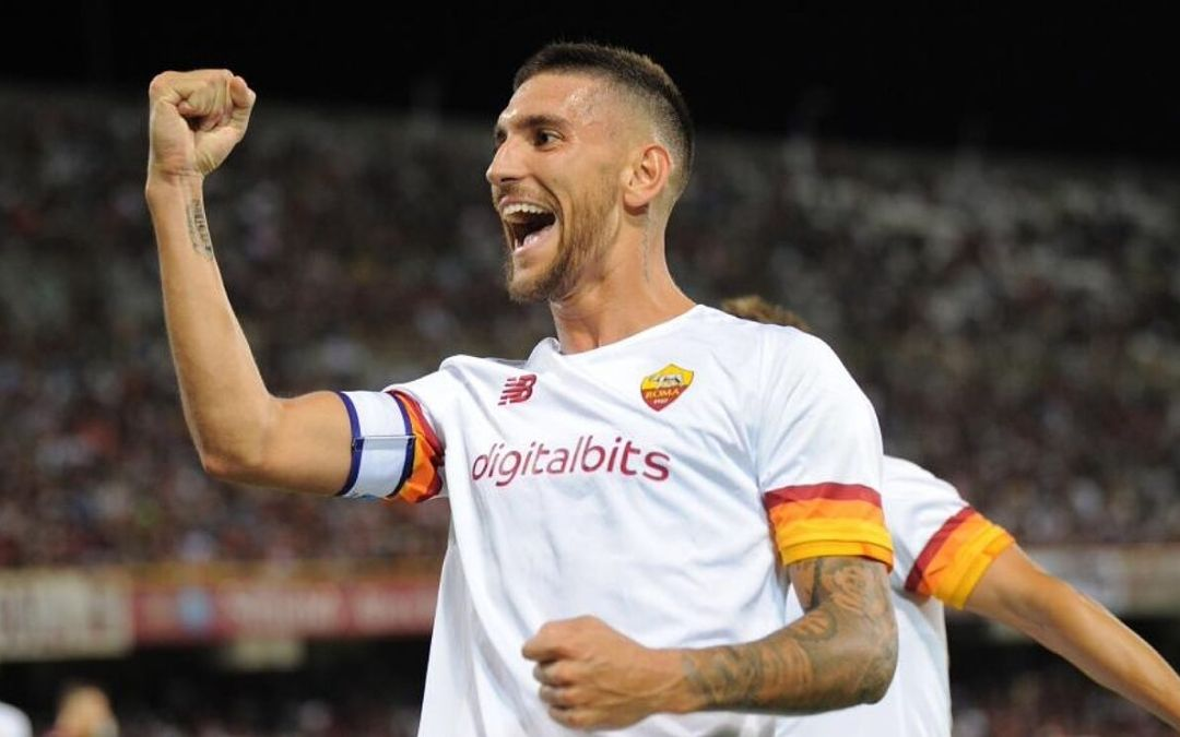 La Roma sigue buscando la renovación de Pellegrini