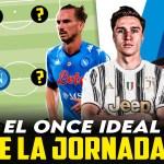 El once ideal de la jornada 5 en la Serie A