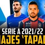 Candidatos a fichajes revelación en la Serie A 2021/22