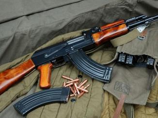 Mijaíl Kaláshnikov creador del fusil ak47 175