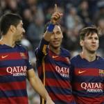 El tridente vuelve para la final River Plate – FC Barcelona